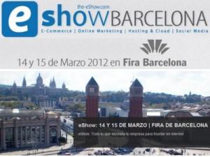 eShow Barcelona 2012